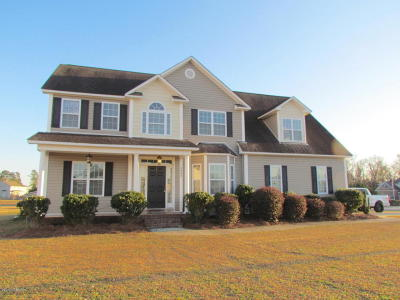 Greenville NC Single Family Home For Sale: $265,000