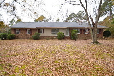 Greenville Single Family Home For Sale: 2210 Portertown Road