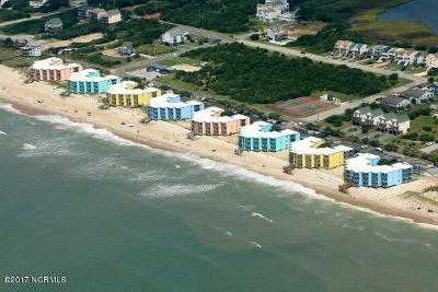 North Topsail Beach, Surf City (onslow) Condo/Townhouse For Sale: 2224 New River Inlet Road #235