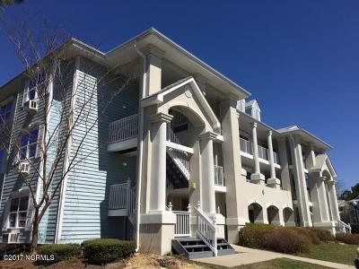 Brunswick Plantation Condo/Townhouse For Sale: 330 S Middleton Drive NW #603
