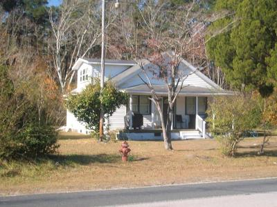 Havelock NC Single Family Home For Sale: $84,900