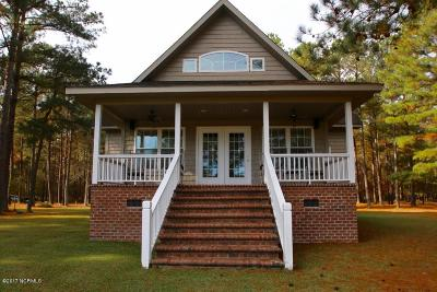 Tarboro Single Family Home For Sale: 5694 Us Highway 258 S