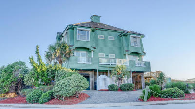 North Topsail Beach, Surf City (onslow) Single Family Home For Sale: 416 Hampton Colony Circle