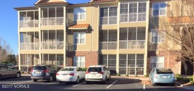 Calabash Condo/Townhouse For Sale: 395 S Crow Creek Drive #1505