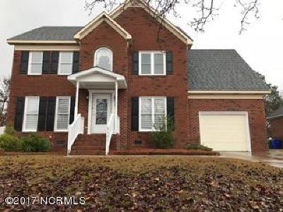 Greenville NC Single Family Home For Sale: $197,900