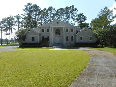 Havelock Single Family Home For Sale: 302 Augusta Court