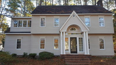 Greenville NC Single Family Home For Sale: $262,000