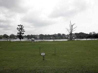 Jacksonville Residential Lots & Land For Sale: 207 Laguna Lane