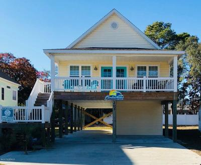 Oak Island NC Single Family Home For Sale: $299,900
