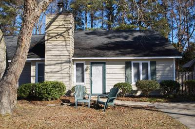 Greenville NC Condo/Townhouse For Sale: $71,500