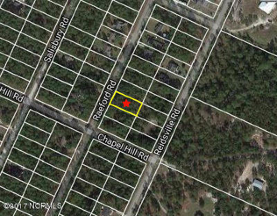 Residential Lots & Land For Sale: Lot 3 Raeford Road