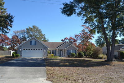 Ocean Isle Beach Single Family Home For Sale: 1721 Pharview Drive SW