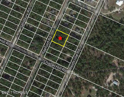 Residential Lots & Land For Sale: Lot 4/5 Raeford Road
