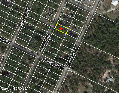 Residential Lots & Land For Sale: Lot 6 Raeford Road