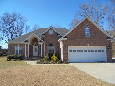 Nash County Single Family Home For Sale: 5763 Roseheath Road