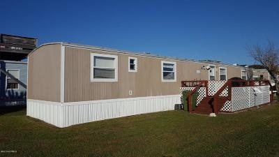 Atlantic Beach Manufactured Home For Sale: 401 N Shore Dr I