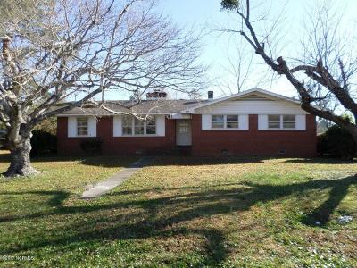 Maysville NC Single Family Home For Sale: $140,000