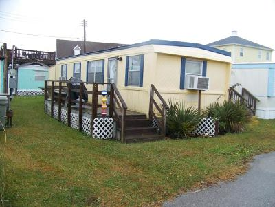 Atlantic Beach Manufactured Home For Sale: 300 Old Causeway #2