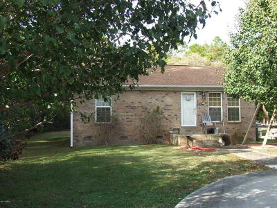 Southport Single Family Home For Sale: 181 Carolina Street #Bsl