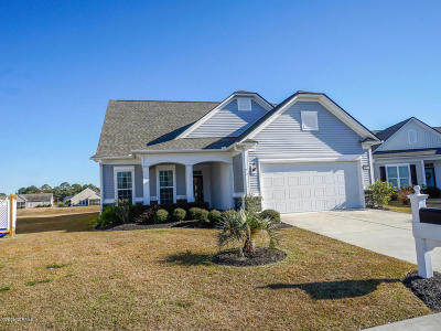 Southport NC Single Family Home For Sale: $299,500