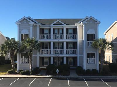 Sunset Beach Condo/Townhouse For Sale: 881 Great Egret Circle SW #59c