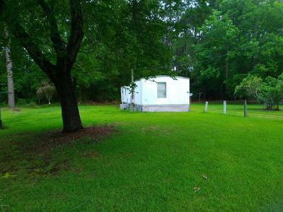 Swansboro Rental For Rent: 142 Franklin Dr #Lot 6