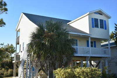 Holden Beach Single Family Home For Sale: 115 Seaside Street