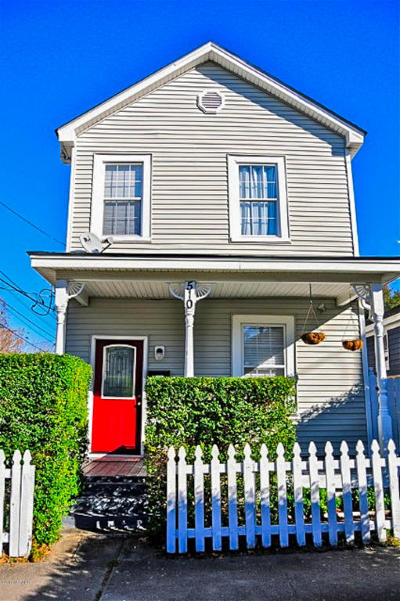 Wilmington Single Family Home For Sale: 510 N 7th Street