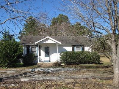 Castle Hayne, Burgaw, Rocky Point Multi Family Home For Sale: 1468 Herrings Chapel Road