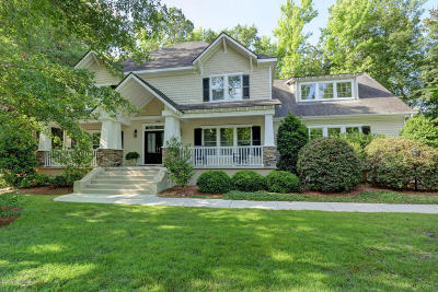 Wilmington NC Single Family Home For Sale: $699,000