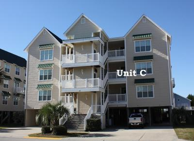 Ocean Isle Beach Condo/Townhouse For Sale: 183 Via Old Sound Boulevard #C
