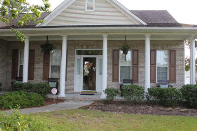 Leland Single Family Home For Sale: 1157 Grandiflora Drive