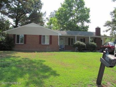 Onslow County Single Family Home For Sale: 509 Sage