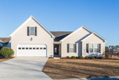 Wilmington Single Family Home For Sale: 7215 Copper Mare Court