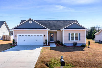 Richlands Single Family Home For Sale: 211 Classy Court