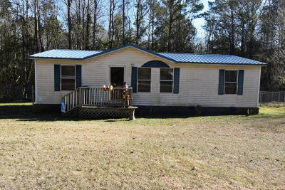 Richlands Manufactured Home For Sale: 103 Grassy Meadow Drive