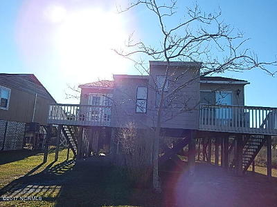 North Topsail Beach, Surf City (onslow) Single Family Home For Sale: 249 Sandpiper Drive