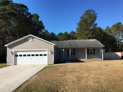 Jacksonville Rental For Rent: 219 Bishop Drive