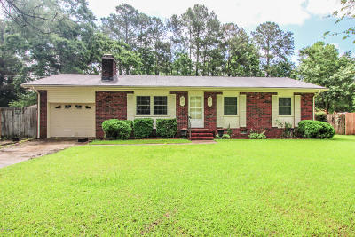 Jacksonville Single Family Home For Sale: 178 Old 30 Road