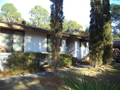 Wilmington NC Single Family Home For Sale: $750,000