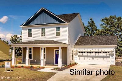 Hubert Single Family Home For Sale: 302 Holbrook Lane