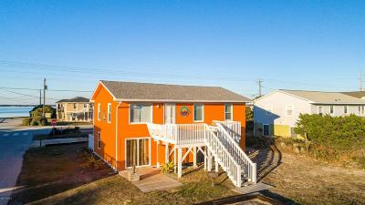 Emerald Isle Single Family Home For Sale: 100 2nd Street