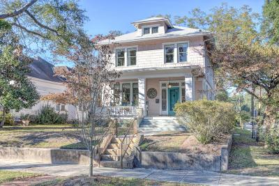 Wilmington Single Family Home For Sale: 1813 Princess Street