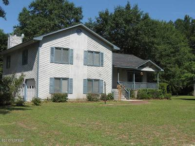 Swansboro Rental For Rent: 793 Old Church Road