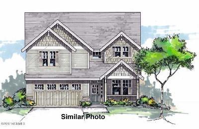Hubert Single Family Home For Sale: 270 E Ivybridge Drive