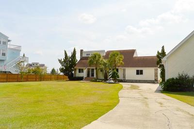 Jacksonville Single Family Home For Sale: 99 Shoreline Drive