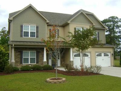Jacksonville Rental For Rent: 213 Vilas Way N