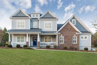 Hampstead Single Family Home For Sale: 219 Tradewinds Drive