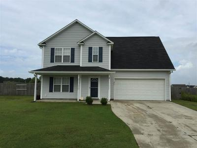 Richlands Rental For Rent: 213 Cherry Blossom Drive