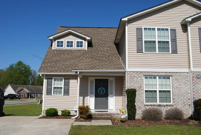 Winterville Condo/Townhouse For Sale: 2332 Sadler Drive #A